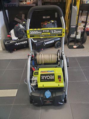 2000 Ryobi pressure washer new for Sale in Redlands, CA