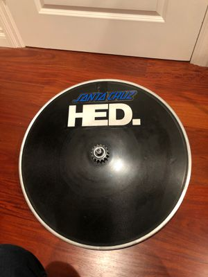 HED full carbon disc wheel for Sale in San Jose, CA
