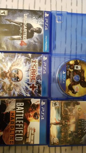 Ps4 video games for Sale in North Providence, RI