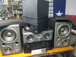 Marantz SR7000 and JBL surround sound for Sale in Angleton, TX