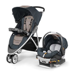 Chicco Viaro Travel System. Carriage + car seat bundle for Sale in Hanover, NJ
