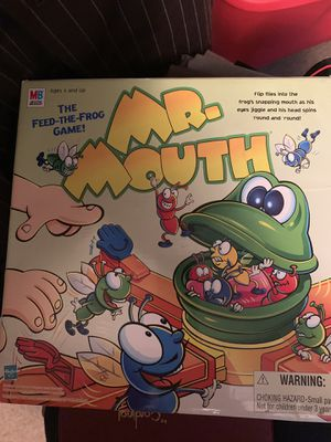 Mr Mouth Game for Sale in Appleton, WI
