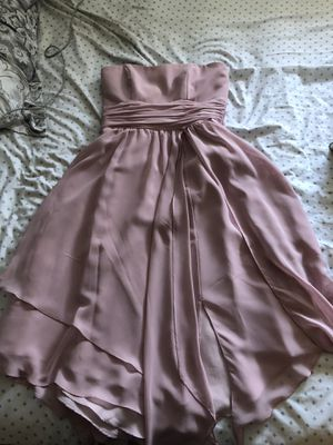 Alfred Angelo bridesmaid dress can be worn for prom/hoco as well for Sale in Folsom, CA