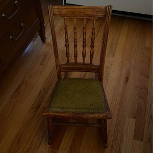 Antique doll rocker for Sale in Chicago, IL