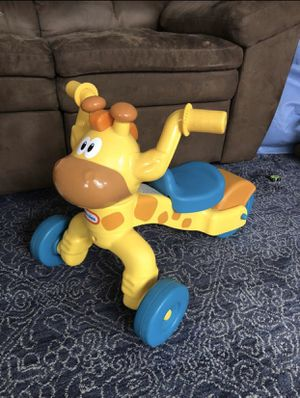 Little Tikes Go and Grow Giraffe Toy toddler baby walker for Sale in Corona, CA