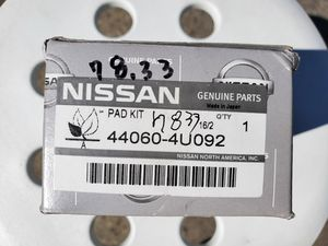 INFINIT & NISSAN Rear Brake Pads for Sale in Los Angeles, CA