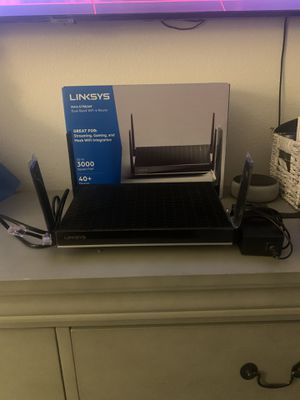 Linksys WiFi router for Sale in Los Angeles, CA