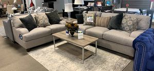 2 pcs sofa set.. In Stock‼️Easy Financing Available 90 Days Same as Cash‼️Only $27 Down No Credit Needed‼️ for Sale in Las Vegas, NV