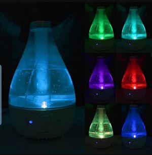 Sea Jewel Ultrasonic Cool Mist Humidifier (3.2 Liter) for Sale in Victorville, CA