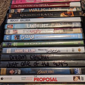 Movies $1 Each for Sale in Provo, UT