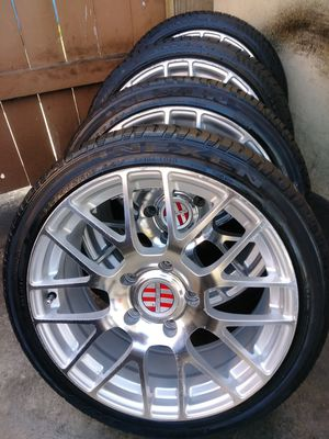 FOUR- 2- ACCEIERA RADIAL SPORT. 2- NEXT RADIAL SPORT. EXCELLENT NEWS. for Sale in Los Angeles, CA