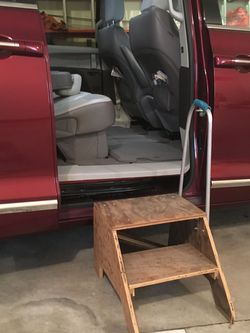 SENIORS ASSIST TWO STEP STOOL for Sale in Sunbury,  PA