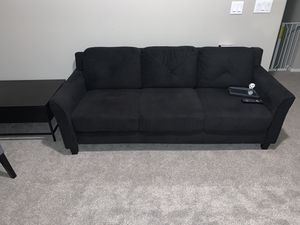 Black couch for Sale in Las Vegas, NV