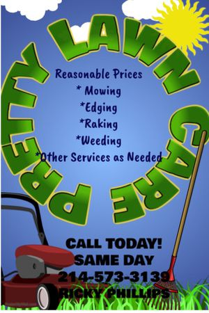 Message me on here for grass cutting! No job to big no cut to small for Sale in Lexington, KY