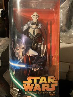 General Grievous Action Figure for Sale in Downey, CA