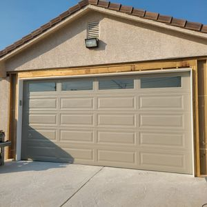 Any Size New Garage Doors for Sale in Las Vegas, NV