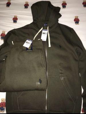 Polo sweatsuit Small🔥 for Sale in Lincoln, RI