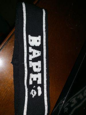 Bape head band for Sale in Lilburn, GA