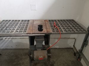 "Rockwell 60"" table saw for Sale in Snoqualmie, WA"
