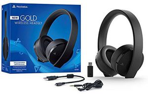 Play Station 4 Gold Headset for Sale in Alvin, TX
