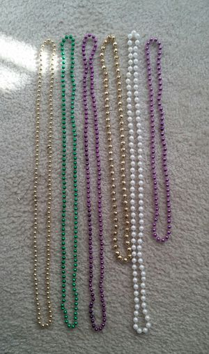 New Orleans Mardi Gras Beads for Sale in Gaithersburg, MD