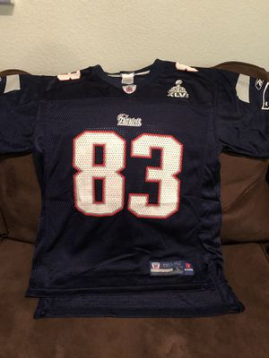Patriots jersey for Sale in Gig Harbor, WA