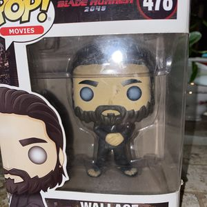 Funko Pop! Movies: Blade Runner 2049 - Wallace Action Figure 478 box damage for Sale in Balch Springs, TX