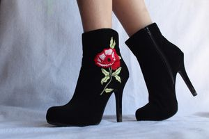Black booties for Sale in Arvada, CO