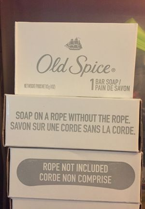 Old spice 4oz bars of soap for Sale in Aurora, CO