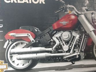 Legos Harley Davidson Motorcycle for Sale in Claremont,  CA
