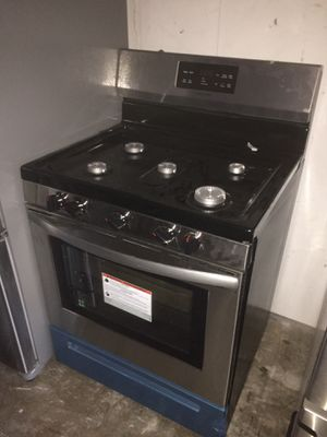 NEW Stainless Steel Frigidaire Gas Stove for Sale in Atlanta, GA