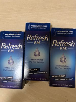 Refresh P.M. Ointment NEW for Sale in Wildomar, CA