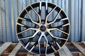 """Audi 19"""" new RS style rims tires for Sale in Hayward, CA"""