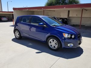 2013 Chevy Sonic LT for Sale in Montebello, CA