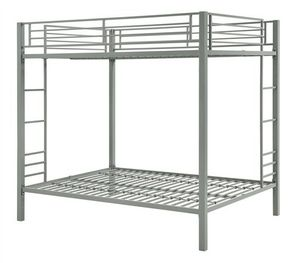 Metal Bunk Bed Silver Model 5530196 for Sale in Tulare, CA