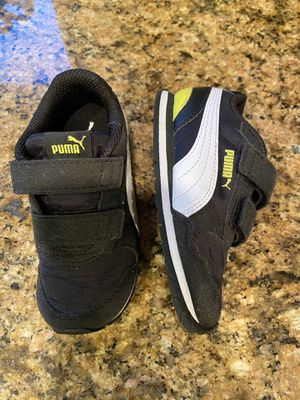 Toddler Boy Pumas for Sale in Corona, CA