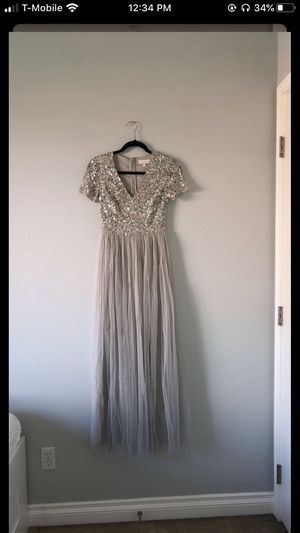 Prom or bridesmaid dress for Sale in Marysville, WA