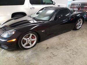 2007 chevy corvette Z51 for Sale in Mesquite, TX