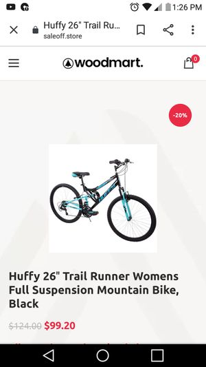 Woman's Trail Runner for Sale in Cincinnati, OH