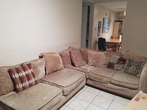 Free. Sectional couch for Sale in Lake Forest, CA