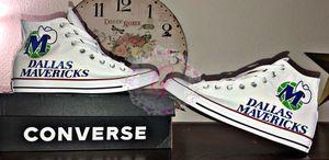 Dallas Mavericks Converse for Sale in Lakeside, TX
