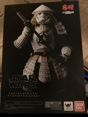 Star Wars authentic Yariashigaru Stormtrooper for Sale in Las Vegas, NV