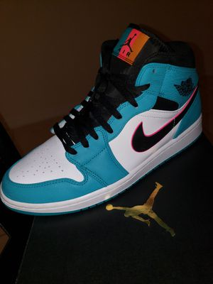 Air Jordan 1 Retro South Beach Colorway for Sale in Homestead, FL