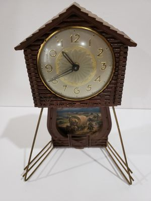 Lucky Ranger Vintage Clock for Sale in Wayzata, MN