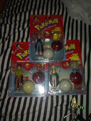 1995 Hasbro Pokemon figures unopened for Sale in San Antonio, TX