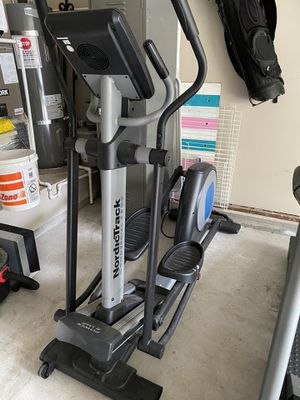 NordicTrack Commercial 1300 Elliptical for Sale in Yelm, WA