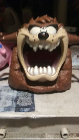 Tasmanian 😈 devil alarm clock for Sale in Saint Petersburg, FL