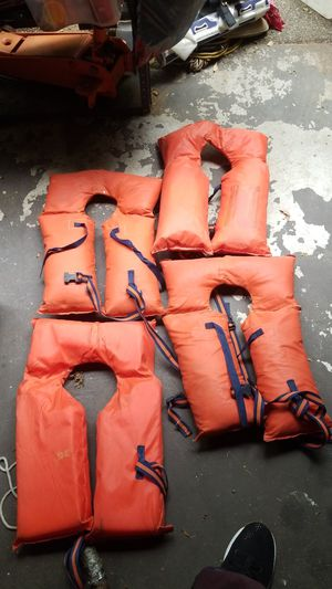 Life vests for Sale in Tacoma, WA