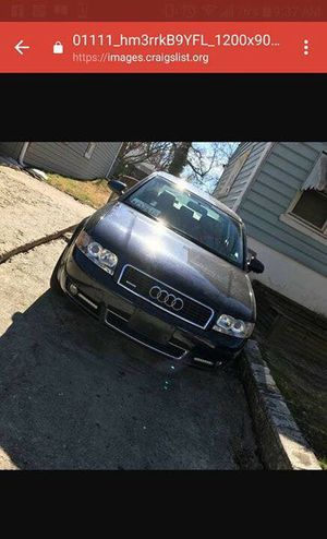 02 AUDI A4 for Sale in Hyattsville, MD