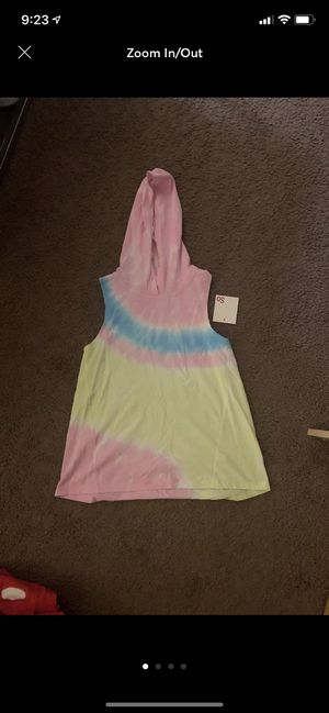 Brand new SO hooded tank top for Sale in Weymouth, MA